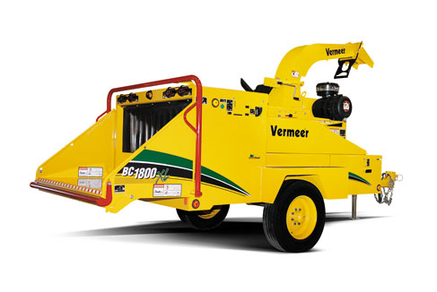Vermeer BC1800XL Wood Chipper For Hire Perth, WA